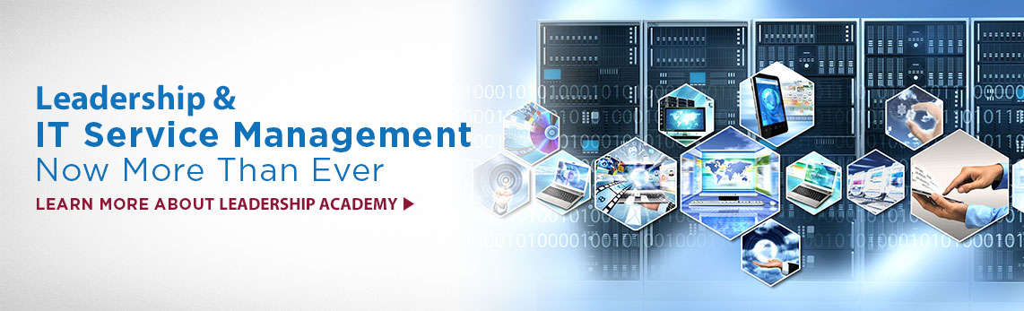 ITSM Leadership Academy