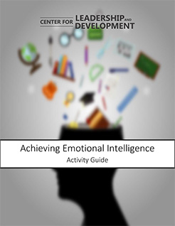 Sample Activity Guide Achieving Emotional Intelligence-1