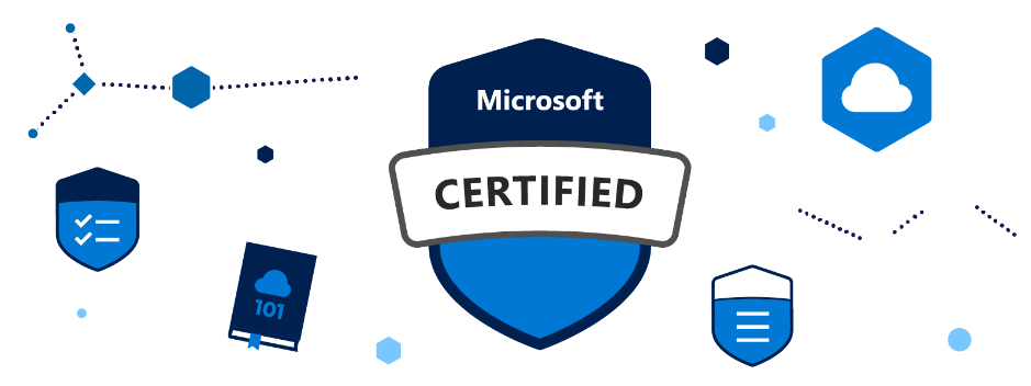 Microsoft Certified (1)