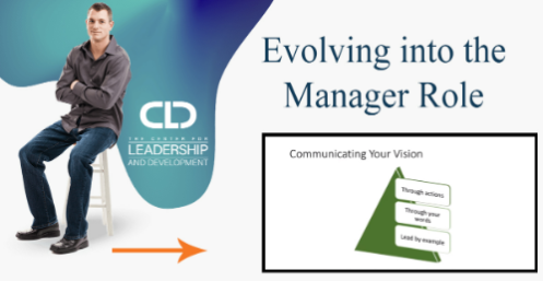 CLD x Evolving into the Manager Role Youtube Image