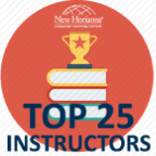 Top25 Instructors Logo