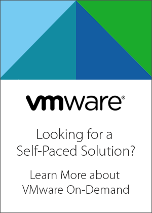 VMware Certified Training Courses - Online & In Person | New ...