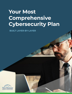 Your Most Comprehensive Cybersecurity Plan