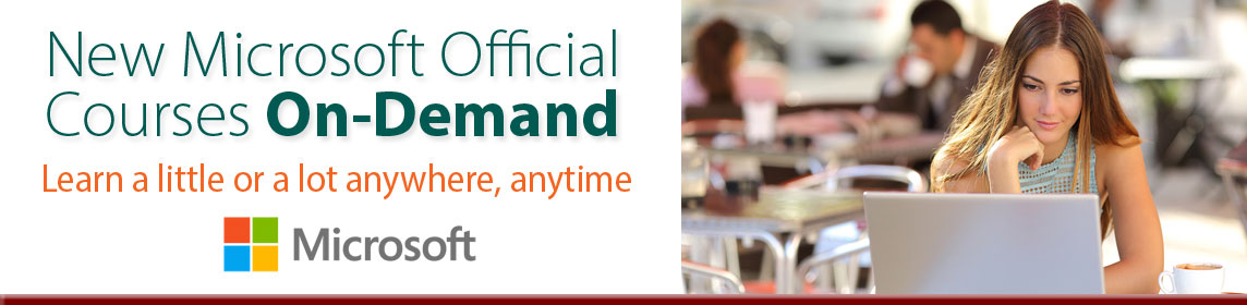 Microsoft Official Courses OnDemand